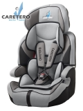 Autosedačka CARETERO Falcon New 2016 light grey
