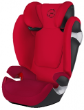 Autosedačka CYBEX Solution M 2016  Mars Red
