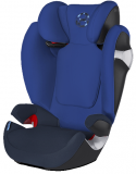 Autosedačka CYBEX Solution M 2016 Royal Blue