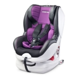 Autosedačka Caretero  Defender Plus Isofix purple 2017