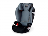 Autosedačka CYBEX Solution M 2017 Graphite Black