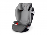 Autosedačka CYBEX Solution M 2017 Manhattan Grey