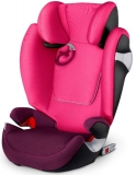 Autosedačka CYBEX Solution M-fix 2017 Mystic Pink