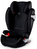 Autosedačka CYBEX Solution M-fix 2017 Stardust Black