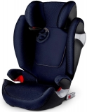 Autosedačka CYBEX Solution M-fix 2017 Midnight Blue