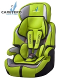 Autosedačka CARETERO Falcon New 2016 green