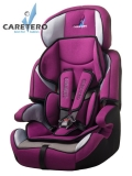 Autosedačka CARETERO Falcon New 2016 purple