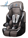 Autosedačka CARETERO Falcon New 2016 dark grey